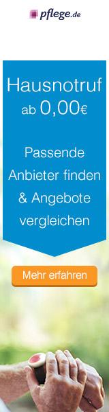 Hausnotruf - Banner - 160x600